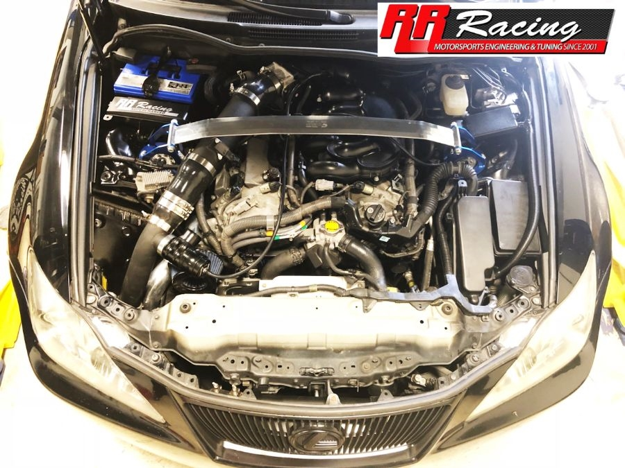 Rr Racing Rr470 Supercharger Kit For Lexus Is350 2006 2013 Gs350